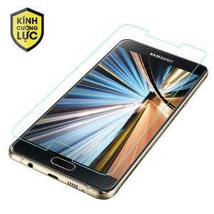 Miếng dán kính cường lực Samsung Galaxy A9 (trong suốt)