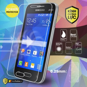 Miếng dán kính cường lực Samsung Galaxy Ace 4 (trong suốt)