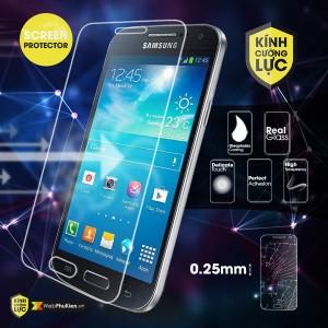 Miếng dán kính cường lực Galaxy S5 (trong suốt)