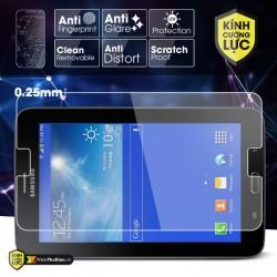 Miếng dán kính cường lực Galaxy Tab 3 Lite/ T111/ T110 (trong suốt)