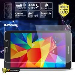 Miếng dán kính cường lực Galaxy Tab 4 7.0/ T230/ T231 (trong suốt)