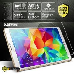 Miếng dán kính cường lực Galaxy Tab S 8.4/ T705 (trong suốt)