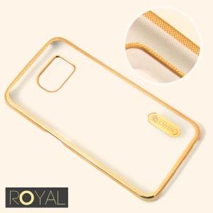 Ốp lưng sần viền màu Galaxy S6 hiệu Nillkin