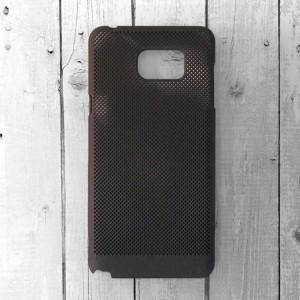 Ốp lưng lưới Samsung Galaxy Note 5 chống nóng (Đen)