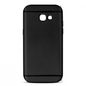 Ốp lưng Samsung Galaxy A7 2017 vân Carbon (Đen)
