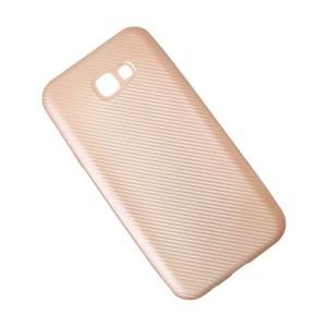 Ốp lưng sần Samsung Galaxy A7 2017 hiệu i-Zero (Vàng)