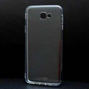 Ốp lưng Samsung Galaxy A7 2017 dẻo (trong suốt)