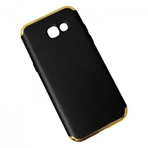 Ốp lưng Samsung Galaxy A7 2017 nhám (Đen)