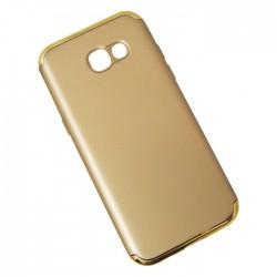 Ốp lưng Samsung Galaxy A7 2017 nhám (Vàng)