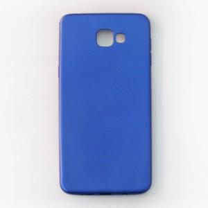 Ốp lưng dẻo Samsung Galaxy A9 Pro nhung (xanh)