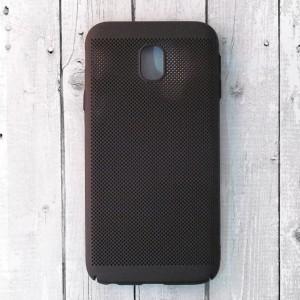 Ốp lưng lưới Samsung Galaxy J3 Pro chống nóng (Đen)