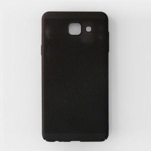Ốp lưng lưới Samsung Galaxy J7 Max chống nóng (Đen)