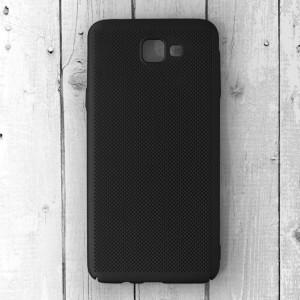 Ốp lưng lưới Samsung Galaxy J7 Prime chống nóng (Đen)