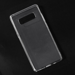 Ốp lưng Samsung Galaxy Note 8 dẻo (trong suốt)
