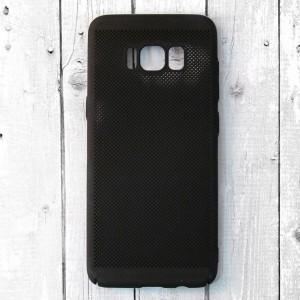 Ốp lưng lưới Samsung Galaxy S8 chống nóng (Đen)