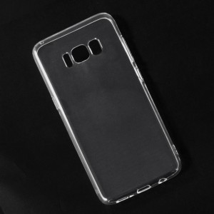 Ốp lưng Samsung Galaxy S8 dẻo (trong suốt)
