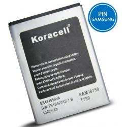 Pin Koracell Samsung I8150 - 1300mAh (Galaxy W/ I8150/ S5820/ T759)