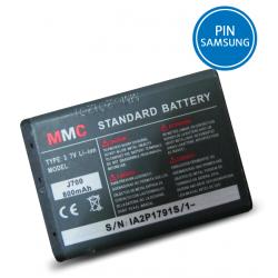 Pin Samsung J700 - 800mAh hiệu MMC