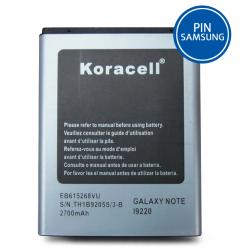 Pin Samsung Galaxy Note 1 I9220/N7000 hiệu Koracell