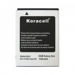 Pin Samsung Galaxy Ace (S5830) - 1200mAh hiệu Koracell