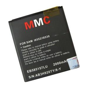 Pin Samsung Galaxy Win i8552/i8530 - 2000mAh hiệu MMC