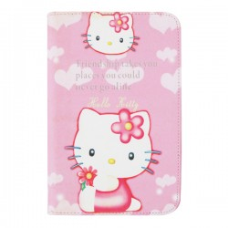 Bao da Samsung Galaxy Tab 4 7.0 Hello Kitty Version 7