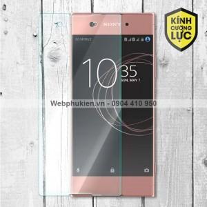 Miếng dán cường lực Sony Xperia XA1 hiệu HOCO Full màn hình (trong suốt)