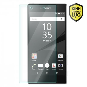 Miếng dán màn hình cường lực Sony Xperia Z5 Premium (trong suốt)