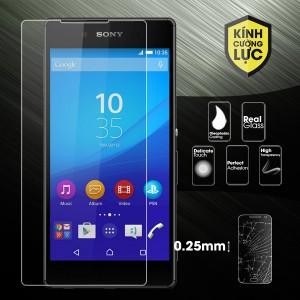 Miếng dán kính cường lực Sony Xperia Z4 (trong suốt)