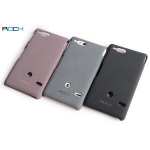 Ốp lưng Sony Xperia Go ST27i hiệu Rock