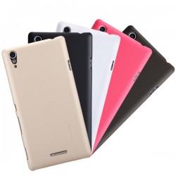 Ốp lưng Sony Xperia T3 hiệu Nillkin dạng sần