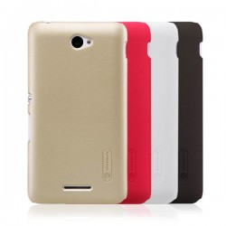 Ốp lưng Sony Xperia E4 hiệu Nillkin dạng sần