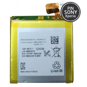 Pin Sony Xperia ion (LT28h) - 1840mAh chính hãng