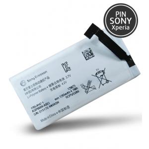 Pin Sony Xperia Sola (MT27i) - 1265mAh Original Battery
