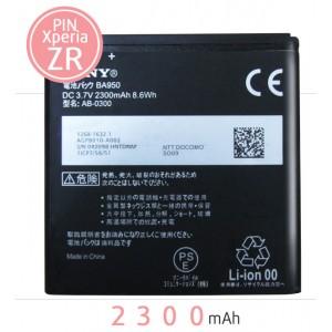 Pin Sony Xperia ZR C5502 (BA950) - 2300mAh Original Battery