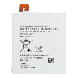 Pin Sony Xperia T2 Ultra (D5322) - 3000mAh Original Battery chính hãng