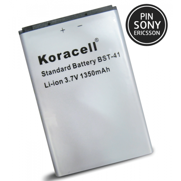 Pin Sony Xperia Neo L MT25i (BST41) - 1350mAh hiệu Koracell