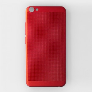 Ốp lưng lưới Vivo X7 Plus chống nóng (Đỏ)