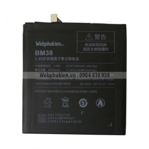 Pin Xiaomi Mi 4S (BM38) - 3260mAh Original Battery