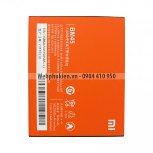 Pin Xiaomi Redmi Note 2 (BM45) - 3060mAh Original Battery