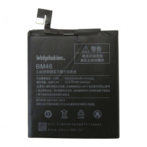 Pin Xiaomi Redmi Note 3 (BM46) - 4000mAh Original Battery