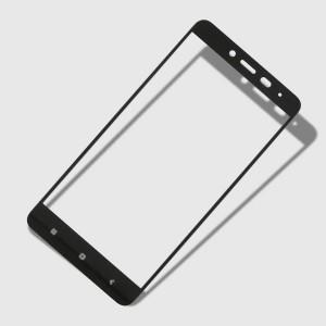 Miếng dán cường lực Xiaomi Redmi Note 4 9H Full màn hình Đen