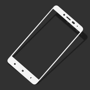 Miếng dán cường lực Xiaomi Redmi Note 4 9H Full màn hình Trắng