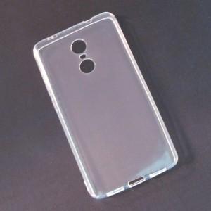 Ốp lưng Xiaomi Redmi Note 4 dẻo (trong suốt)