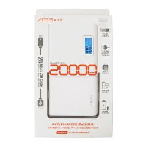 Pin sạc dự phòng ABS Y635 Power Bank 20000mAh