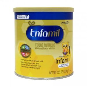 Sữa Bột Enfamil Infant Formula 354g - Xách tay Mỹ
