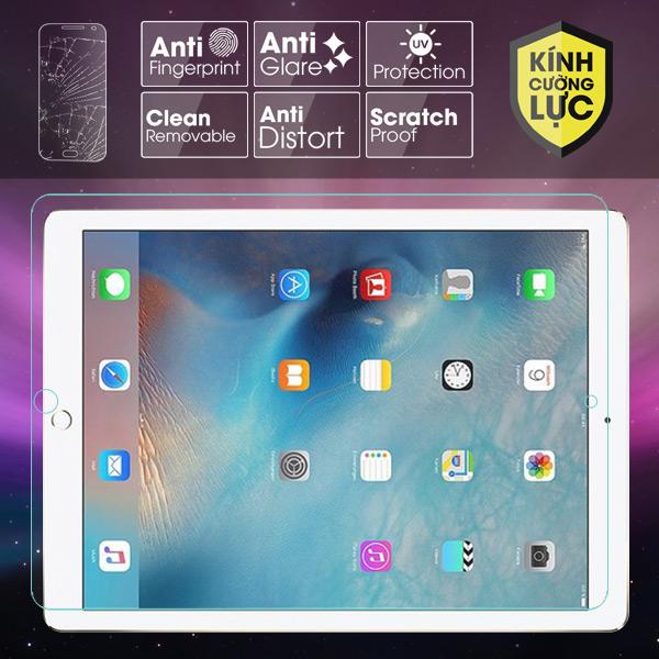 Miếng dán kính cường lực iPad Pro 9.7 inch (trong suốt)