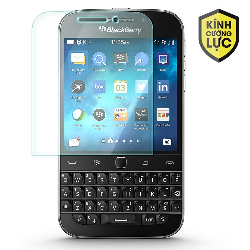 Miếng dán màn hình cường lực Blackberry Classic Q20