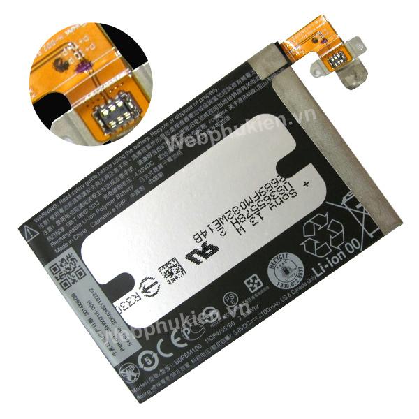 Pin HTC One Mini 2/HTC One M8 Mini (BOP6M100) - 2100mAh Original Battery