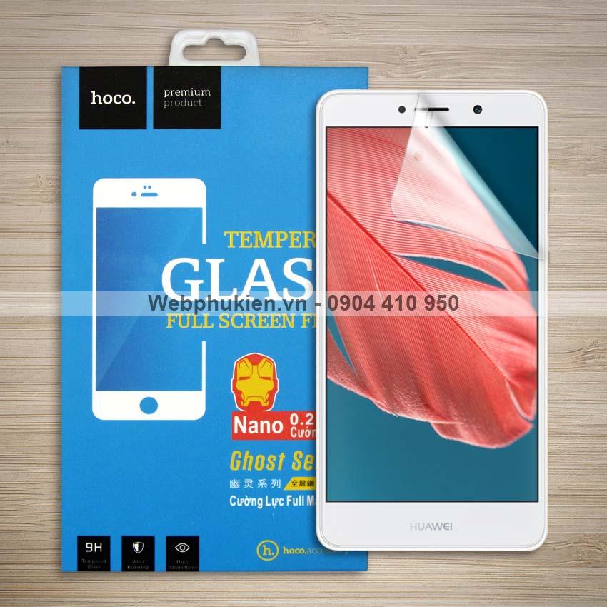 Miếng dán màn hình Huawei GR5 2017 hiệu Hoco Nano siêu dẻo